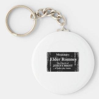 Elder Romney layers.png Basic Round Button Keychain