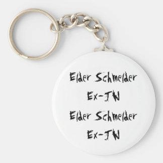 Elder Schmelder Ex-JWElder Schmelder Ex-JW Keychains
