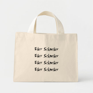 Elder SchmelderElder SchmelderElder SchmelderEl... Tote Bags