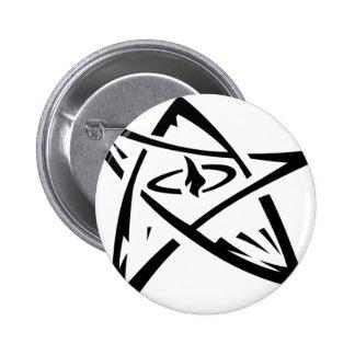 Elder Sign Pinback Button