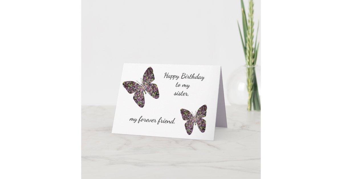 Brilliant Elder Sister Birthday Wishes Funny Birthday Wishes Card Zazzle Com Funny Birthday Cards Online Fluifree Goldxyz