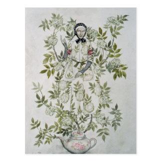 Elder Tree Mother' Postcard