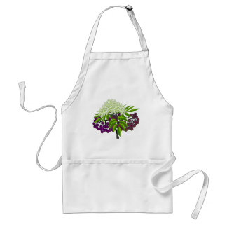 Elderberry Adult Apron