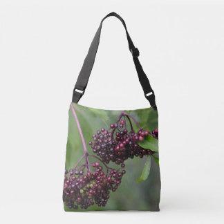 Elderberry Crossbody Bag