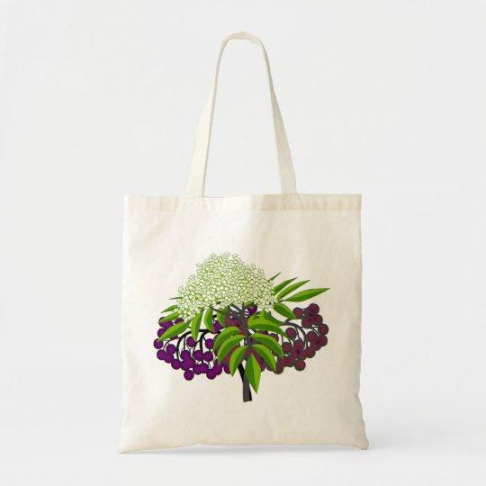 Elderberry Tote Bag