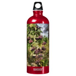 Elderflower Aluminum Water Bottle