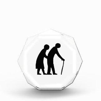 Elderly Couple Award