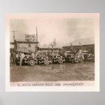 Elder's Garage, Gas & Tires, Kilgore, TX 1931 / 32 Posters