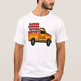 Elders Quorum Moving Company T-Shirt