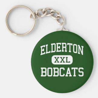 Elderton - linces - alto - Elderton Pennsylvania Llavero Personalizado