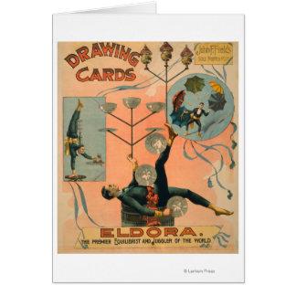 Eldora, Premier Equilibrist and Juggler of the Card