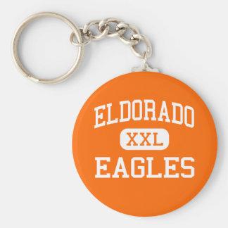 Eldorado - Eagles - alto - Albuquerque New México Llavero
