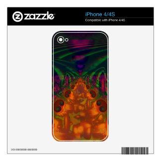 Eldorado iPhone 4S Decal