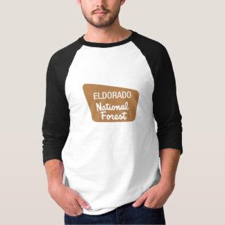 Eldorado National Forest (Sign) Shirts