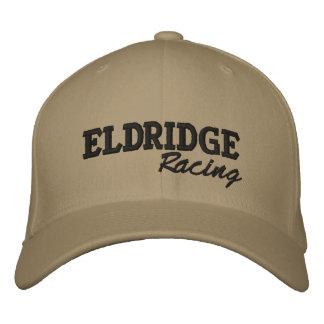Eldridge que compite con el gorra apto de la flexi gorra de béisbol