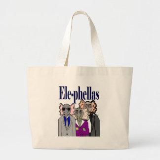 Ele-phellas Beach Bag