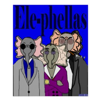 Ele-Phellas Poster