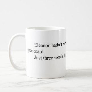 Eleanor and Park Quote Mug
