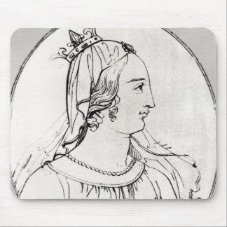 Eleanor de Aquitania Tapetes De Ratón
