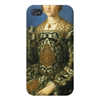 Eleanor del caso del iPhone de Toledo iPhone 4 Funda
