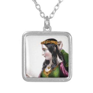 Eleanor del collar cuadrado de Provence