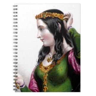 Eleanor del cuaderno de Provence
