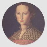 Eleanor del pegatina de Toledo