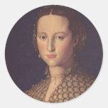 Eleanor del pegatina grande de Toledo