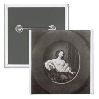 Eleanor Gwynne Pinback Buttons