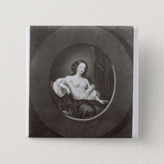 Eleanor  Gwynne Pinback Button