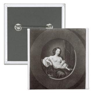 Eleanor  Gwynne Pinback Button