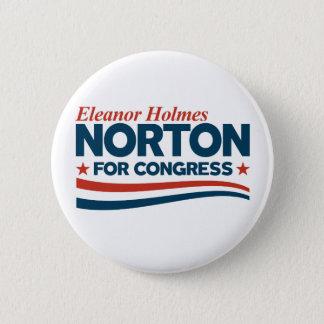 Eleanor Holmes Norton Pinback Button