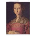 Eleanor of Toledo Greeting Card