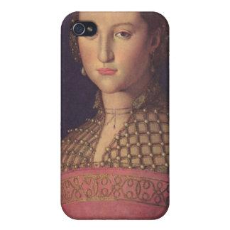 Eleanor of Toledo iPhone Case iPhone 4 Covers