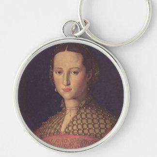 Eleanor of Toledo Keychain