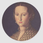 Eleanor of Toledo Large Sticker