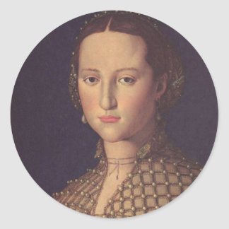 Eleanor of Toledo Large Sticker