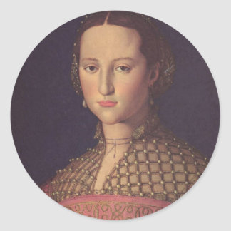 Eleanor of Toledo Sticker