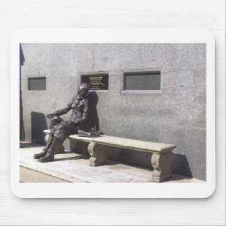 Eleanor Rigby Statue, Liverpool UK Mouse Pad