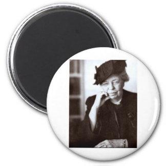 Eleanor Roosevelt 2 Inch Round Magnet
