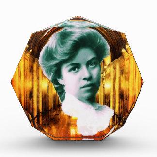 Eleanor Roosevelt Art Acrylic Award