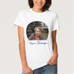 Eleanor Roosevelt First Lady of The World Tee Shirt