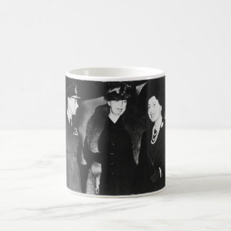 Eleanor Roosevelt King George VI Queen Elizabeth Coffee Mug