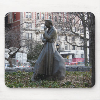 Eleanor Roosevelt Monument Mouse Pad