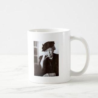 Eleanor Roosevelt nadie puede hacer Taza De Café