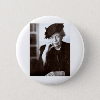 Eleanor Roosevelt Pinback Button