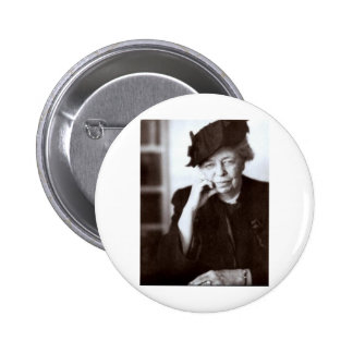 Eleanor Roosevelt Pinback Button