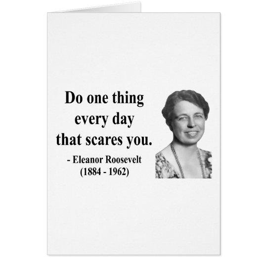 Eleanor Roosevelt Quote 2b Card