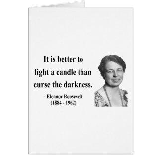 Eleanor Roosevelt Quote 3b Card