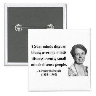 Eleanor Roosevelt Quote 5b Pin